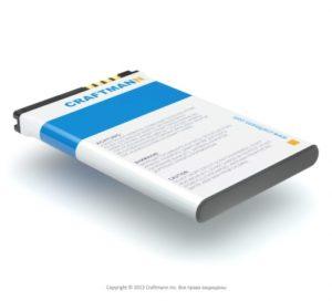 Аккумулятор для LG GS290 COOKIE FRESH (LGIP-430N)