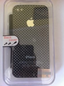 Стенка задняя для iPhone Пятнистая